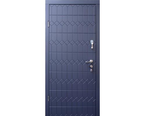 Входная дверь Графит стандарт