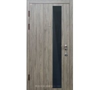 """Входная дверь """"Conex модель 52 зеркало"""""""