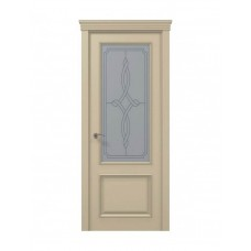 Дверь Папа Карло Art Deco ART-02 бевелс/оксфорд