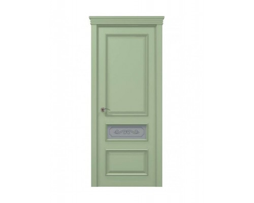 Дверь Папа Карло Art Deco ART-04 бевелс/оксфорд
