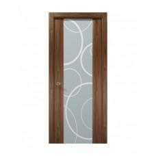 Дверь Папа Карло Cosmopolitan CP-22 арт (пескоструй)