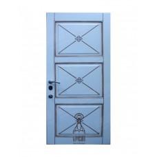 Дверь Берислав М-4 Квадраты