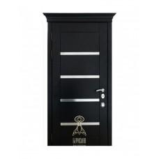 Дверь Берислав М-4 Молдинг дуб