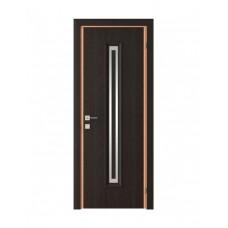 Дверь RODOS Prisma Neon полустекло