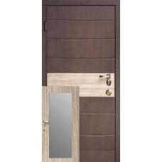 """Входная дверь """"Стен зеркало"""""""