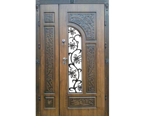 """Входная дверь """"Верта 1200 стп."""""""