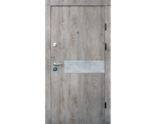 Вхідні двері Qdoors Преміум Сієна