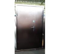 Входная дверь Метал - Классик (Полуторные)