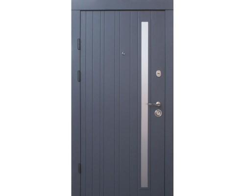Вхідні двері Qdoors Преміум Браш